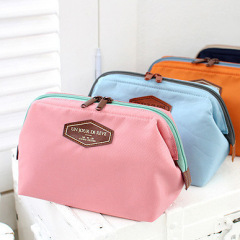 Travel portable washing bag large capacity cosmetic bag