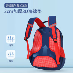 Schoolbag for primary school students customized children's schoolbag