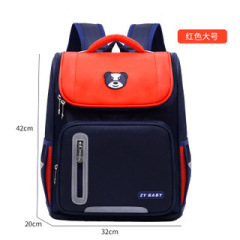 New space schoolbag primary school schoolbag customized boys and girls children's backpack endorsement bag grade 1-6 printed with logo