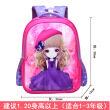 Purple flower princess