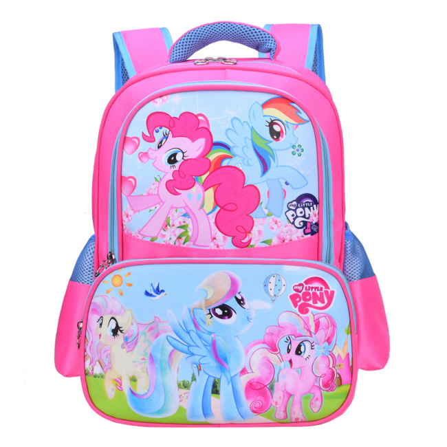 Factory wholesale schoolbags for primary school students, Grade 3-6 students' backpacks for boys and girls