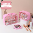 Three piece set (pink rabbit)