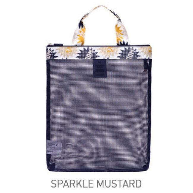Summer swimming beach bag swimsuit mesh storage bag mesh storage bag washing bag sports handbag small size