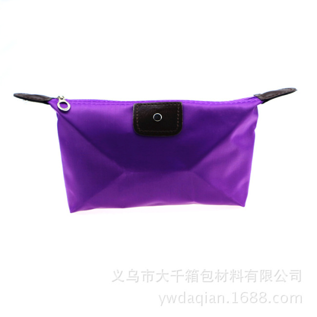 Make up bag for portable travel lazy person customized travel large capacity wash gargle dumpling dumpling dumpling package custom logo