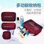 Spot travel storage bag make up wash bag air mesh change card medicine bag