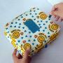 Make up bag multifunctional waterproof travel storage bag portable double layer women travel bag men Travel Wash Bag