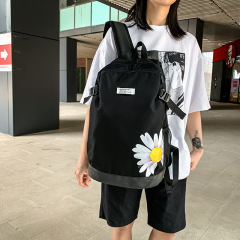 2020 new double shoulder bag female Korean Edition primary school students schoolbag cartoon leisure trend versatile Travel Backpack man
