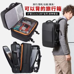 New cross border business backpack men's travel bag waterproof Backpack