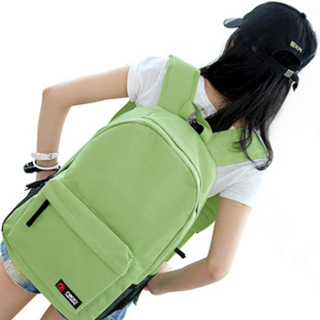 Backpack women's bag Japanese and Korean version of chaoxuefengfeng high school student schoolbag junior high school travel backpack large capacity
