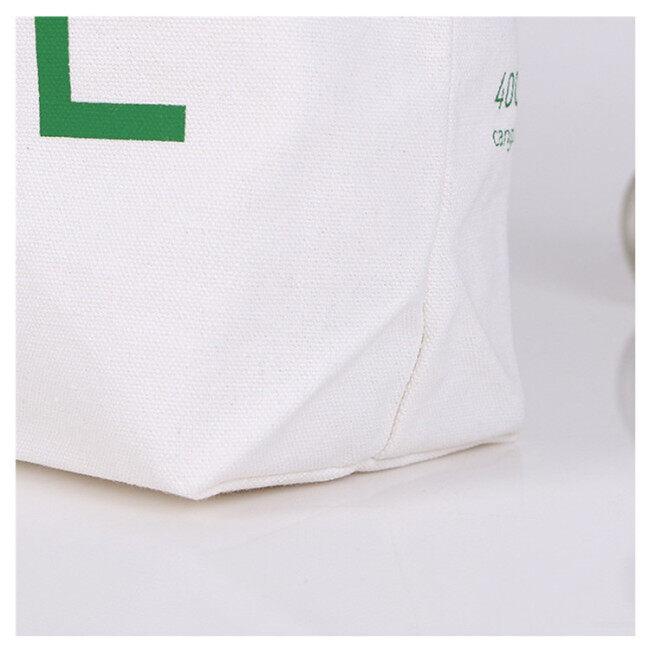 Advertisement canvas bag customization student single shoulder portable canvas bag shopping pure cotton art canvas bag customized