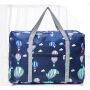 Travel Portable boarding bag Korean travel storage bag folding single shoulder travel bag sorting bag luggage bag storage bag