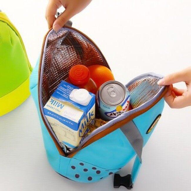 Korean Oxford cloth handbag heat preservation Bag Lunch Bag Lunch Bag