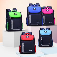 Schoolbag for primary school students boys and girls backpacks 3-6-12 years old children space schoolbag can be customized logo