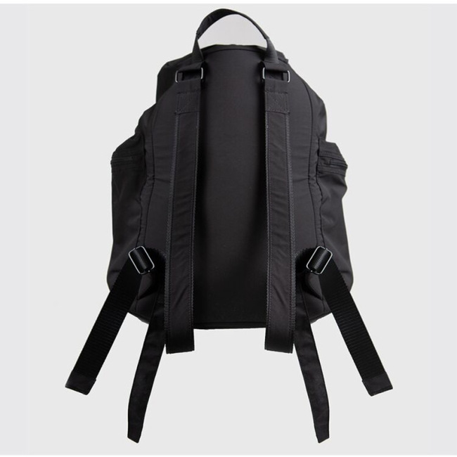 20 South Korea's new dark Drawstring Backpack men's and women's luggage bags nylon multi bag large capacity Backpack