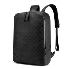 Manufacturer wholesale men's backpack student schoolbag trend leisure large capacity computer bag double shoulder bag men's Travel Backpack