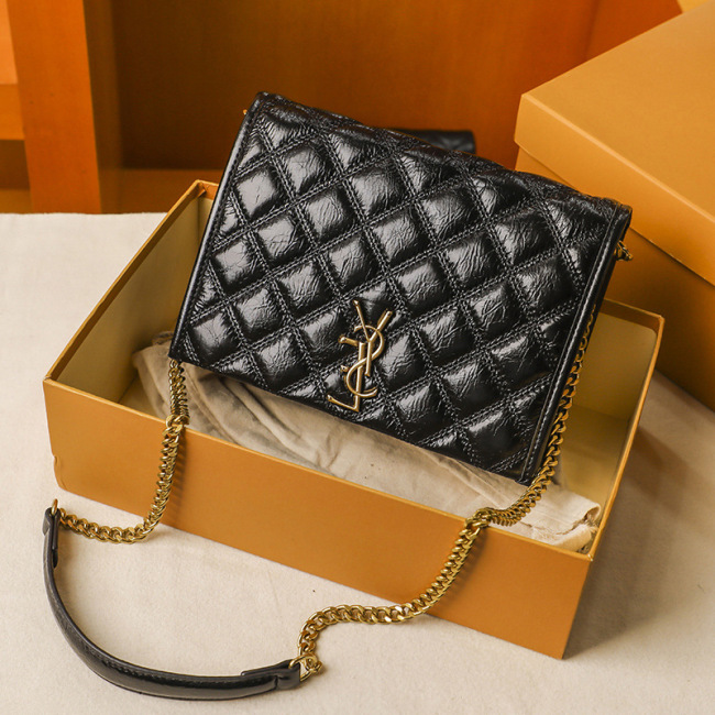 2020 new fashion brand shenglingge chain Single Shoulder Messenger Bag