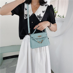 Women's bag fashionable new fashion fashion one shoulder portable messenger bag