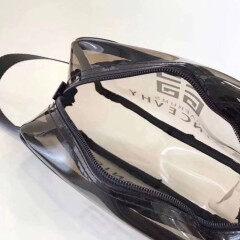 Business travel storage transparent PVC make-up wash bag waterproof portable make-up bag beach bag outdoor waterproof bag