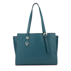 Fashion bag shoulder bag handbag solid color messenger bag leather women's bag wholesale