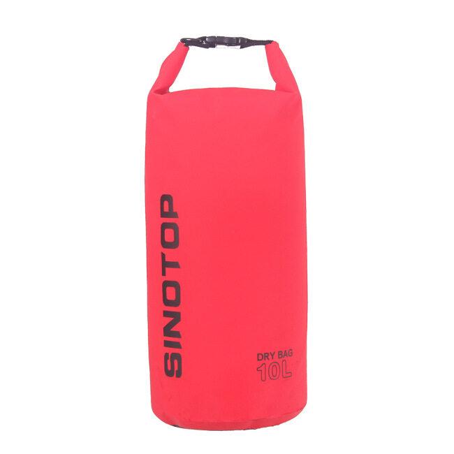 Cross border hot selling Tianmei waterproof bag swimming beach bag PVC mesh cloth single shoulder outdoor waterproof bucket bag OEM customization