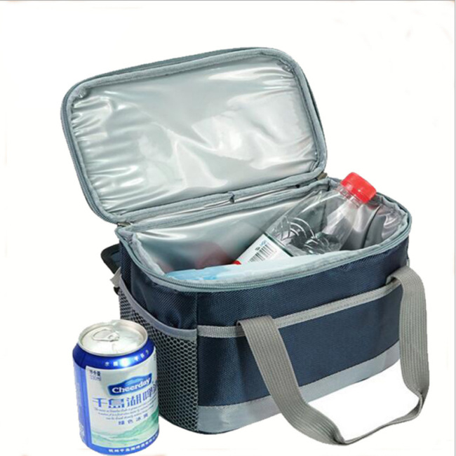 Factory direct selling hand lunch bag custom Oxford waterproof Bento bag new 1680D picnic insulation bag