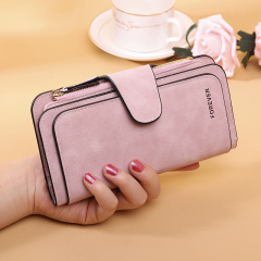 Women's wallet 2020 new long 3% off multi card carrying bag women's multifunctional zero wallet card bag wallet