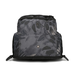 Popular spot canvas riding bag camouflage field sports small chest hanging bag one shoulder slanting cross outdoor tactical chest bag