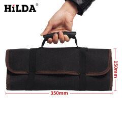 Factory direct sale storage roll bag Oxford cloth tool electrician bag hardware tool handbag