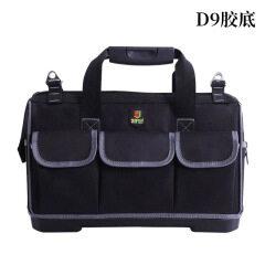 Portable kit multi-functional maintenance canvas large tool bag wear-resistant installation