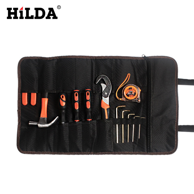 Factory direct sale storage roll bag Oxford cloth tool electrician bag hardware tool handbag