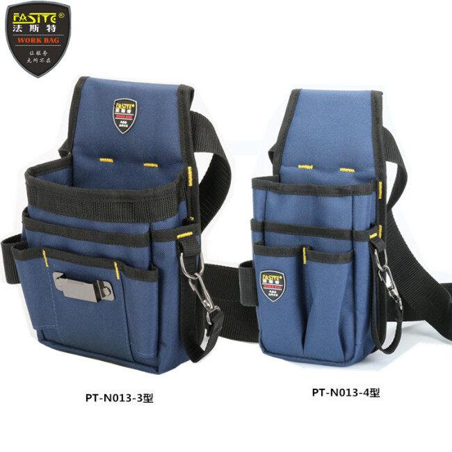 Waist Bag tool kit Canvas multifunctional electrician special repair bag belt