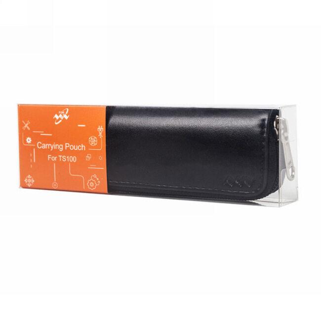 Super fiber skin portable bag TS100 intelligent electric iron portable kit storage bag
