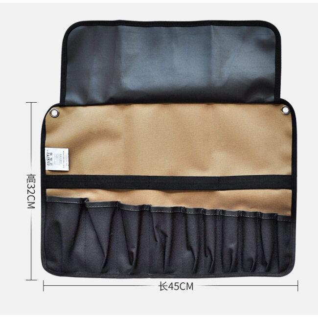 Kit canvas hanging bag convenient maintenance tool bag Oxford