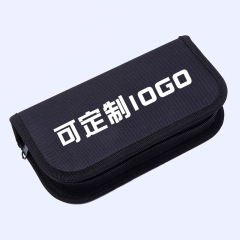 Zipper storage clock and watch Maintenance Kit Oxford cloth portable multifunctional tool storage bag processing customization