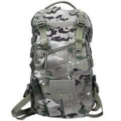 Instructor tactical outdoor commuting backpack mountaineering bag waterproof large capacity special forces multifunctional backpack three level bag