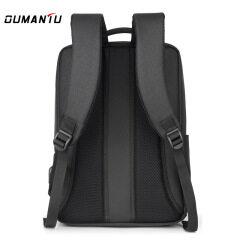 Business computer bag logo custom backpack large capacity 15.6-inch backpack