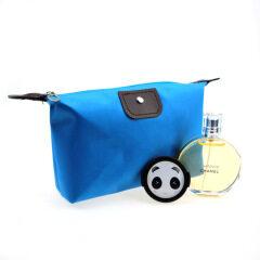 Portable cosmetic bag cartoon dumpling bag large capacity storage dumpling shape gift bag customized printed advertising logo