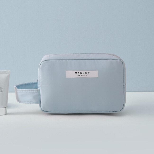 Make up bag women's portable travel large capacity cosmetic storage bag