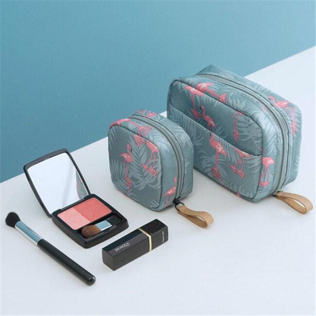 Jinna Cosmetic Bag Mini portable waterproof cosmetic bag