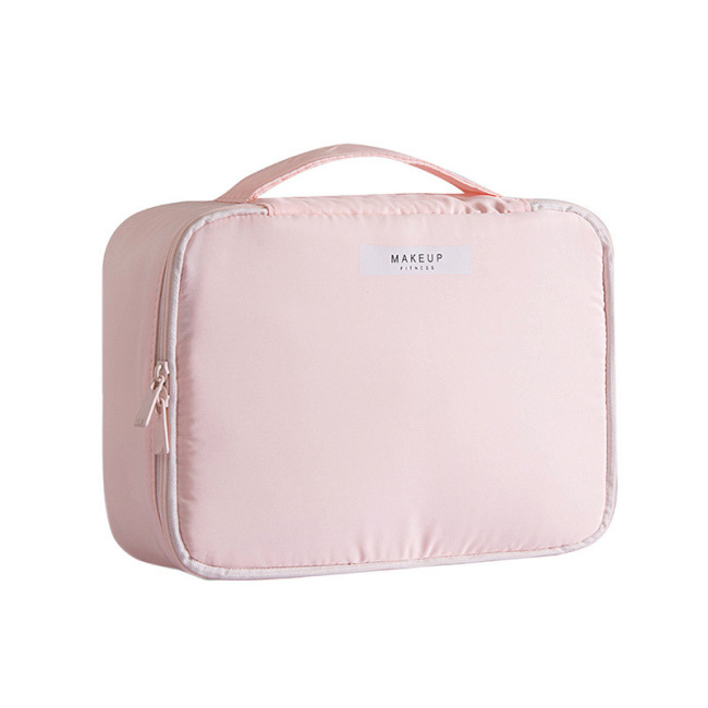 Net red Pu cosmetic bag for women's portable travel