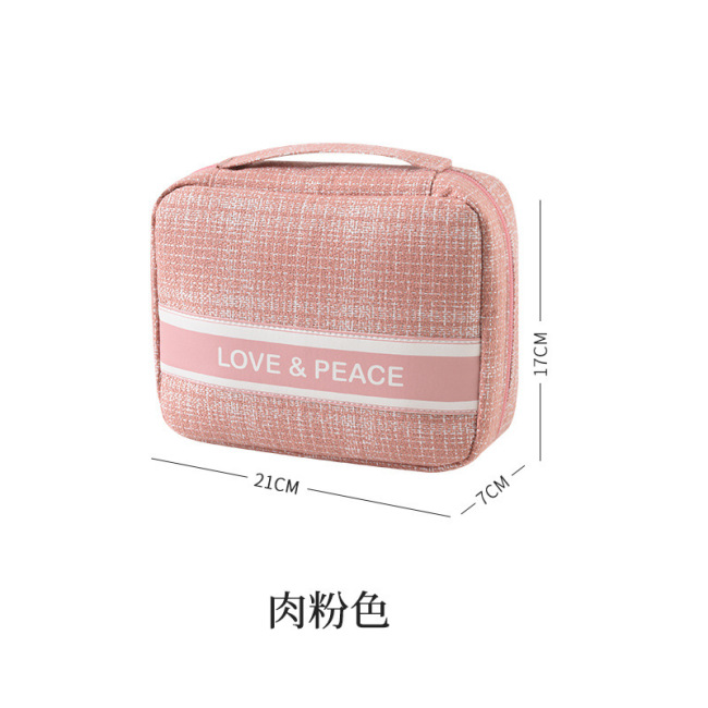 New bag travel storage bag portable cosmetics storage and finishing bag