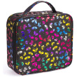 Hard grid butterfly bag