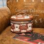 2021 fashion new make-up bag multi purpose portable cosmetics storage bag mouth red bag travel wash bag