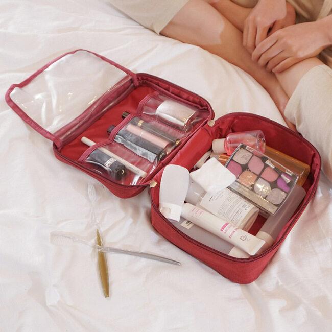 New make-up bag, travel wash bag, men's travel goods storage bag, customized factory direct sales