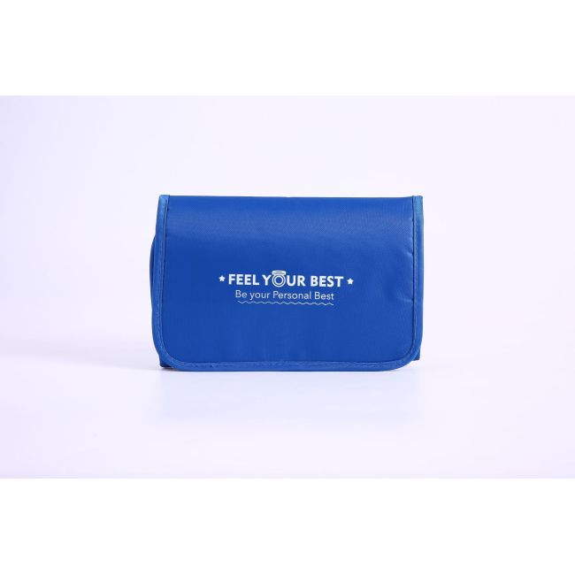 New separate toilet bag hanging detachable toilet bag cosmetic storage bag candy color cosmetic bag customization
