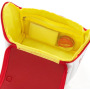 Japanese magazine appendix 2020 new Snoopy house shape portable storage bag large capacity wash and make-up bag