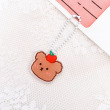Apple bear (pendant)