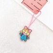 Backpack girl (pendant)