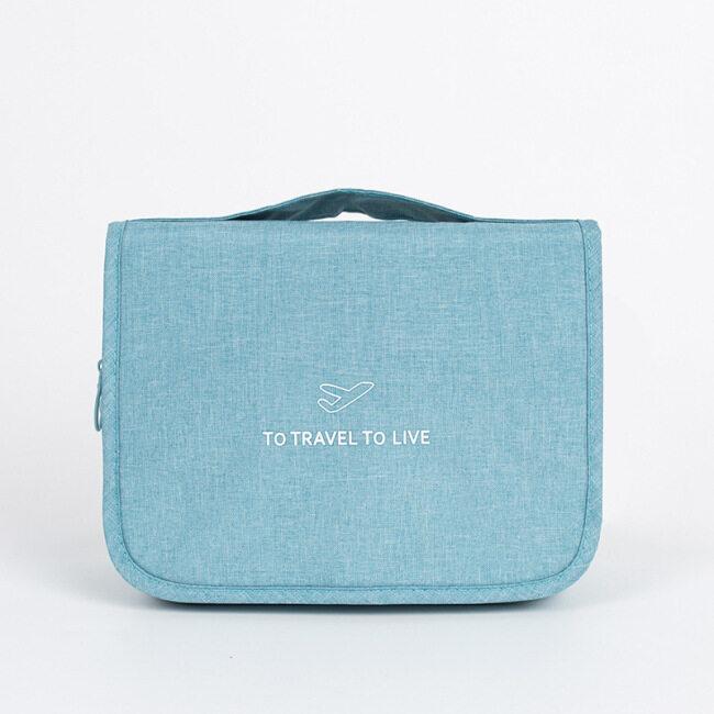 Travel life cross border new products hook wash bag travel multifunctional storage bag waterproof cosmetic bag wholesale