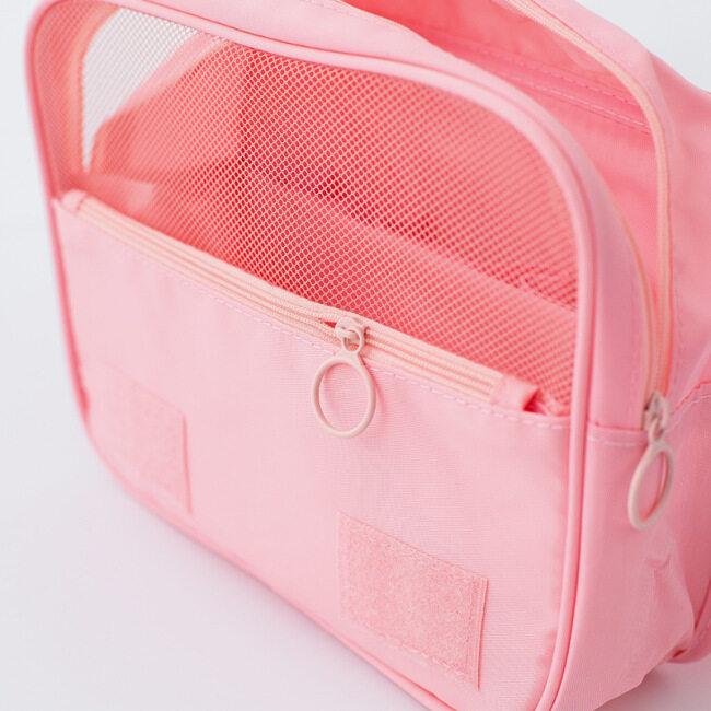 New multifunctional thickened waterproof hook washing bag travel large capacity cosmetics storage bag portable cosmetic bag